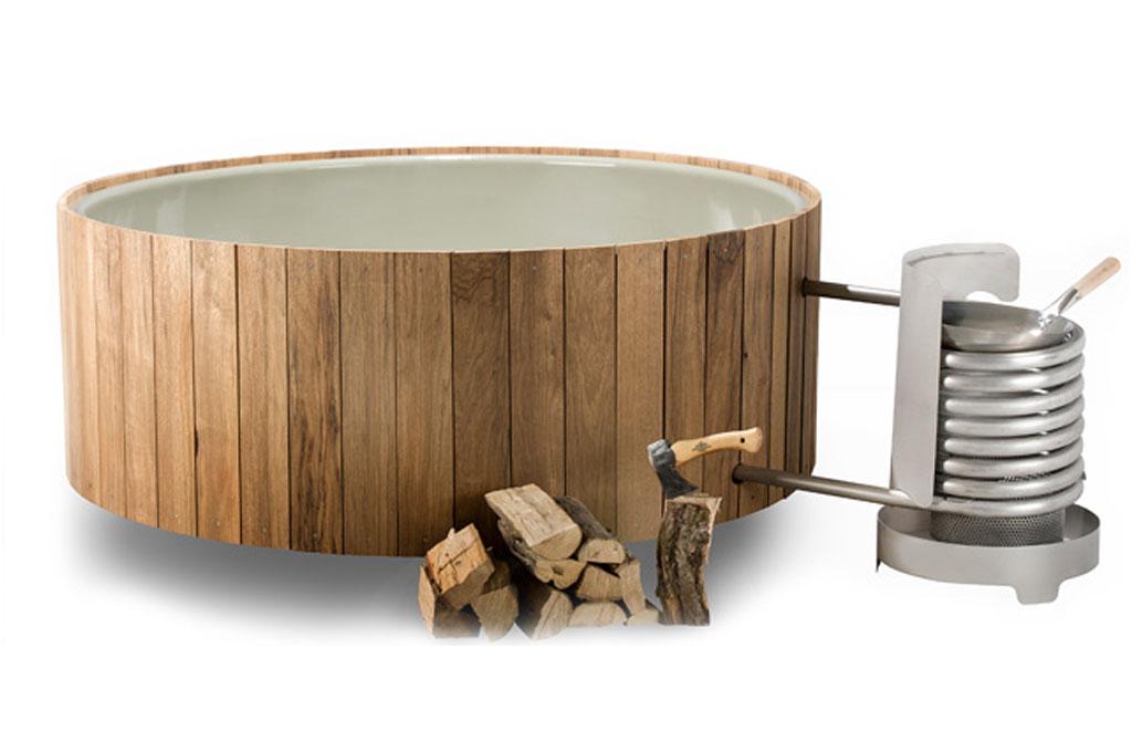 Vasca Da Esterno Riscaldata : Vasche idromassaggio da esterno con idromassaggio da esterno e